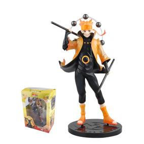 Boneco Naruto Uzumaki Sage Sennin Mode Encomenda 60dias