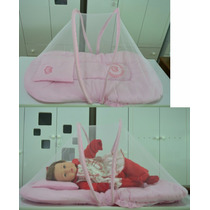 Berço Portátil Mosqueteiro Moises Bebê Conforto Frete Grati