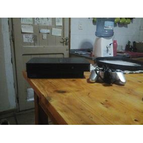 Playstation 2 Ps2 + Volante + Pedales + Palanca De Cambios.
