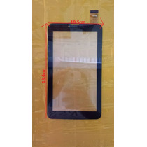 Touch Screen Tablet Celular 7 Pulg 30 Pines Ydt1273-a1 Negro