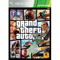 Xb360 - Grand Theft Auto V - Nuevo Y Sellado - Ag