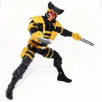 Boneco Action Figure Wolverine X Men Marvel Universe Hasbro