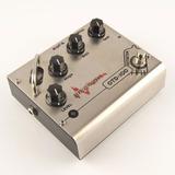 Pedal Valvular Biyang Otd100 Pro Con Electro Harmonix 12ax7