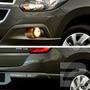 Kit Aplique Adesivo Protetor Para-choque Chevrolet Spin
