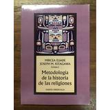 Metodología De La Historia De Las Religiones - Eliade Oferta