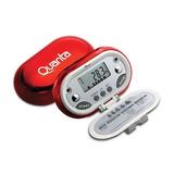 Pasometro Podometro Quanta Cuenta Pasos Calorias Distancias