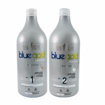 Progressiva Alisante Inteligente Blue Gold Premium 2x1000ml