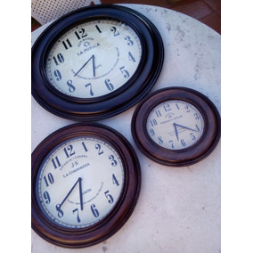 Reloj Pared Tipo Antiguo 30 Cm Regalo Empresarial Afe