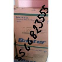 Cajas Con Solución Para Dialisis Peritoneal Baxter