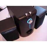 Parlantes 1º Fenda Sps800k 38w 2ºc/m Edifier 3ºc/m Microlab