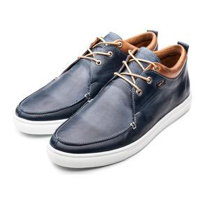 Zapato Zapatilla Cuero Hombre Pato Pampa -patagonia-