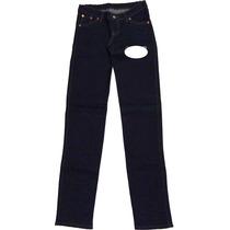 Pantalon Blue Jeans Industrial/obrero Dama Con Logo