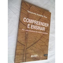 * Livros - Compreender E Ensinar - Pedagogia