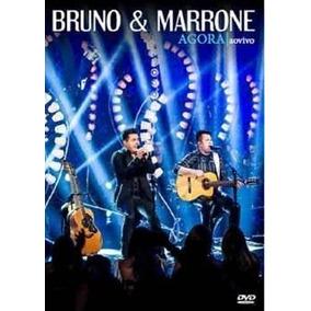 Bruno & Marrone Agora Ao Vivo Dvd Lacrado Original