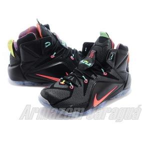 Tênis Nike Lebron James Basquete Esportes Masculino Feminino