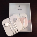 Audifonos Earpods Iphone 5, 5s, 6 Originales Manos Libres