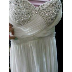 Vestido De.novia Precioso De Ny. Talla 8
