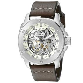 Relógio Masculino Fossil Machine Me3083 Automatico ( Nfe)