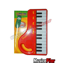 Organo Tecledo Piano Digital Ideal Niño Niña Musicapilar