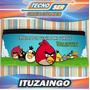 Cartucheras Angry Birds Impresa 2 Caras Personaliz Souvenir