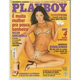 Playboy 302 Helen Ganzarolli - Abril - Bonellihq Cx438 F17