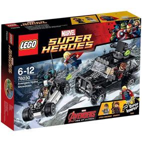 Lego Super Heroes Avengers 76030