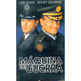 Filme Fita Vhs Maquina De Guerra Cary Elwes Kelsey Grammer 1