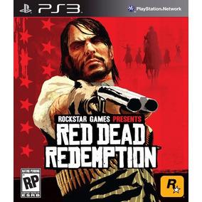 Red Dead Redemption Ps3 Entrega Rapida
