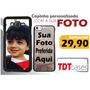 Capa Personalizada Foto Galaxy J1 J2 J3 J5 J7 Prime Capinha