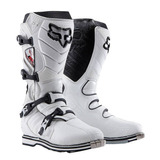 Bota Fox F3 Race Branca