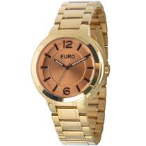 Relógio Feminino Euro Eu2035lxo/4k - Rev. Autorizada ( Nfe )
