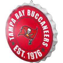 Tampa Bay Buccaneers Ficha Decorativa / Pared