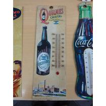 Antiguo Termometro Quilmes ( Replica )