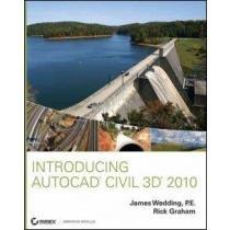 Introducing Autocad Civil 3d 2010; James Weddin Envío Gratis