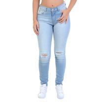 Calça Jeans Billabong Daisy Azul