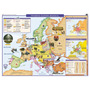 Mapa Mural Histórico - Primera Guerra Mundial