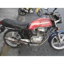 Cb 400 Vendo / Troca