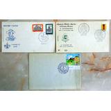 Argentina Scout, Lote 3 Sobres Conmemorativos L8106