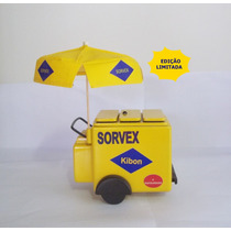 Carrinho De Sorvete Sorvex Kibon(miniatura)