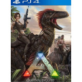 Ark Survival Evolved Ps4 Oferta Hasta Agotar Stock!