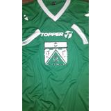 Camiseta Retro De Ferrocarril Oeste Campeon Invicto Año 1984