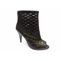 Sapato Feminino Open Boots Naturezza 8653c