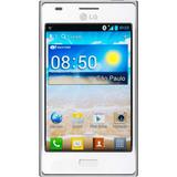 Smartphone Lg Optimus L5 Branco 3g Wi-fi 5mp Android 4.0