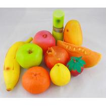 Frutas 10 Piezas
