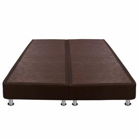 Somier Victori 080x190 Chocolate (1 Ud)