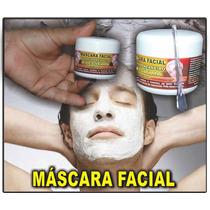 Mascara Facial Limpa E Rejuvenesce Barro Mineral - Atacado