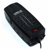 Regulador De Voltaje 2000va/1000w Neveras Televisor Fax
