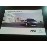 Manual De Usuario Guantera Peugeot 206