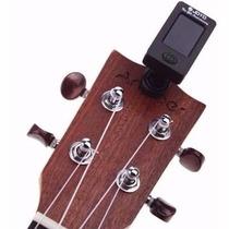 Afinador Digital Cromático Clip Violão Viola Guitarra Cavaco