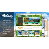 Plantilla Wordpress | Premiun | Midway Agencia Viajes
